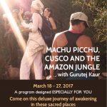 spiritual retreats March 2017