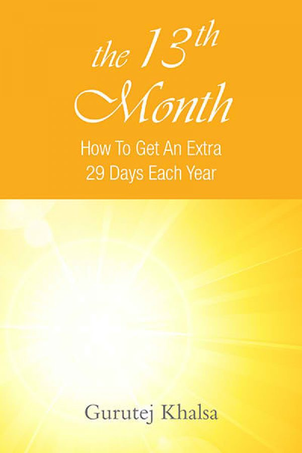 The 13th Month: How to Get 29 Extra Days Each Year