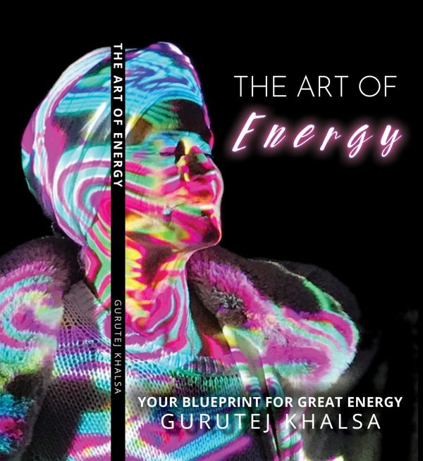 the art of energy book by gurutej